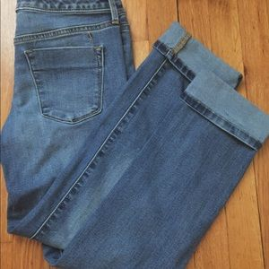 Straight Leg Mossimo Jeans
